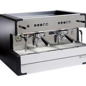Auto E-61 Grp Head Two Group Coffee Machine Total Black | CIME CO-05