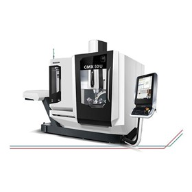 5 Axis CNC Machines I CMX 50 U