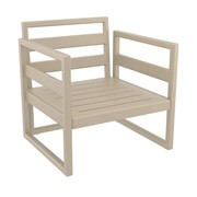 Outdoor Furniture | Mykonos Outdoor Arm Chair