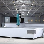 Waterjet Cutting Machine Flow Mach 700 - IndustrySearch