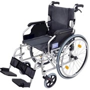 Manual Wheelchairs I Deluxe Lightweight Self Propelled
