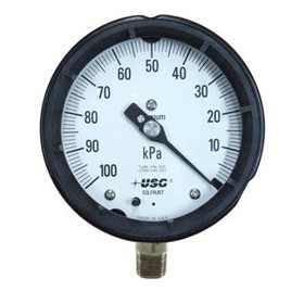 Solid Front Pressure Gauges | 115mm Refinery