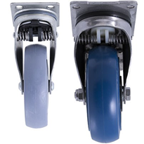 Fallshaw Self-Aligning Castors for AGV Carts