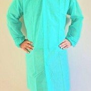 Disposable Medical Dental Laboratory Isolation Cover Gown