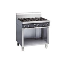 C9D - 900mm Gas Cooktops - Open Cabinet Base