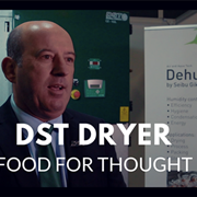 DST Dryer's thoughts on saving energy and controlling humidity