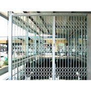 Sliding Security Gates | S09 Alumax
