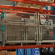 The Big Box Pallet Cage - Double the Size, but Big on Safety.
