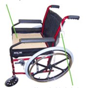 Stand-Up Chair or Wheel Chair Alarm