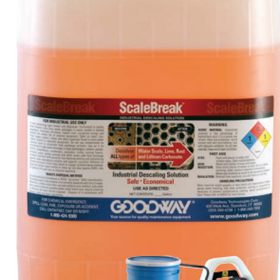 Chemical Descalers | Goodway