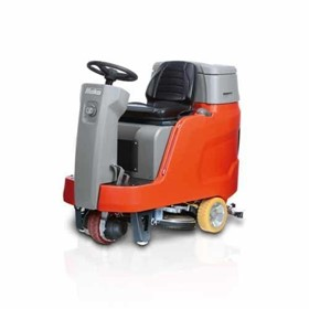 Ride On Scrubber | Scrubmaster B75