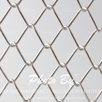 Chain-Link Fabric | Wire Mesh Diamond Fencing