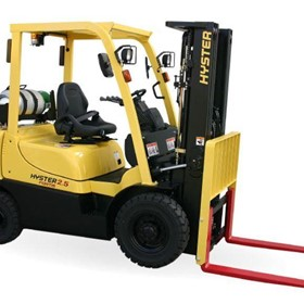 LPG Forklifts (2.5 - 10 tonne capacity)