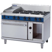 Blue Seal 6 Burner Oven Range with Griddle | G508C