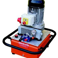Electric Hydraulic Pump | CB700 | Edilgrappa