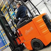 Remanufactured Forklifts