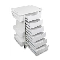 Core 6 Drawer Locking Cart