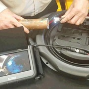 Video review of the new Mitcorp F1000 NDT & inspection videoscope