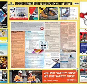 Mining Industry Guide to Workplace Safety 2017/18