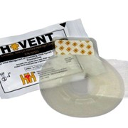 H-Vent - Vented Chest Dressing
