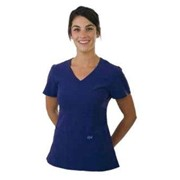 Medical Scrubs Accuflex Top Style #454