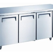 3 Door Undercounter Freezer | Mitchel Refrigeration
