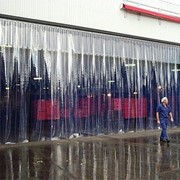 Strip Door Curtains | Visiflex
