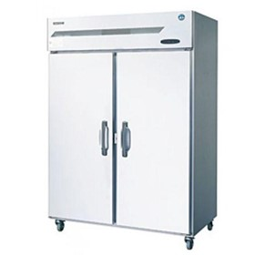 Commercial Fridge I 2 Section Upright Refrigerator HRE-140B-ALD-GN