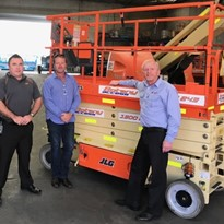 Botany Access and JLG Ultra Booms help 2018 start with a bang