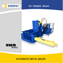 CE Certified Scrap Metal/Aluminum/Copper Baling Machine
