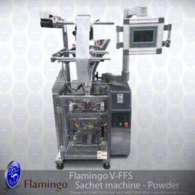 Flamingo Vertical Form Fill Sachet Machine - Powder | EFFFS-P-2800