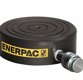 Ultra-Flat Slim High-Tonnage Cylinders | Enerpac CUSP and CULP-Series