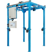 Scanning & Weighing Dimensioning System | DWS Pallet