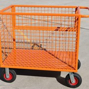 Custom Trolleys | Drop Gate Cage Trolleys - MT301DG
