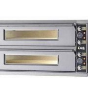 MORETTI FORNI PD105.65 12 30CM CAPACITY MANUAL DOUBLE IDECK PIZZA OVEN