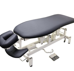 3 Section Treatment and Massage Table | Centurion Value-lift