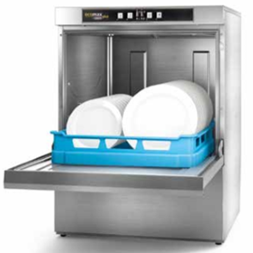 Commercial Dishwasher | ECOMAX PLUS F503