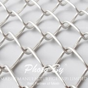 Chain Link Mesh Fabric
