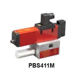 Monitored Pneumatic Valve | PBS411M