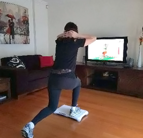 Can video game exercises help chronic low back pain?
