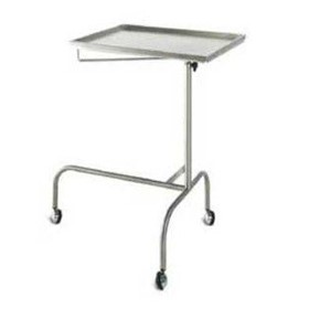 Mayo Table | Large Rotatable Top