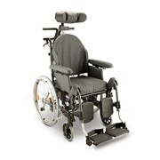 Relax Tilt-In-Space Self Propelled Recline Wheelchair