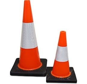 Why we should love safety cones