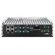 Rugged, Fanless Industrial Computers - ECS 8000 Series