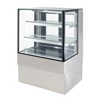 Freestanding Refrigerated Food Display