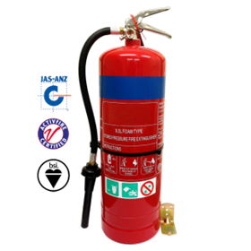 Foam Fire Extinguisher Supplier