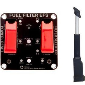 Electrical Filter Switch (EFS) for Fuel Protection Systems