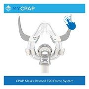 CPAP Nasal Full Face Mask | F20