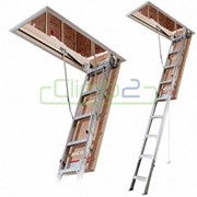 Climb2 Fold Down/Attic Ladder - Standard LD781.02