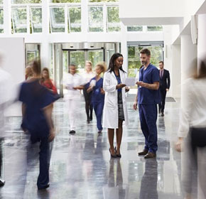 Smaller, specialised hospitals - the way of the future